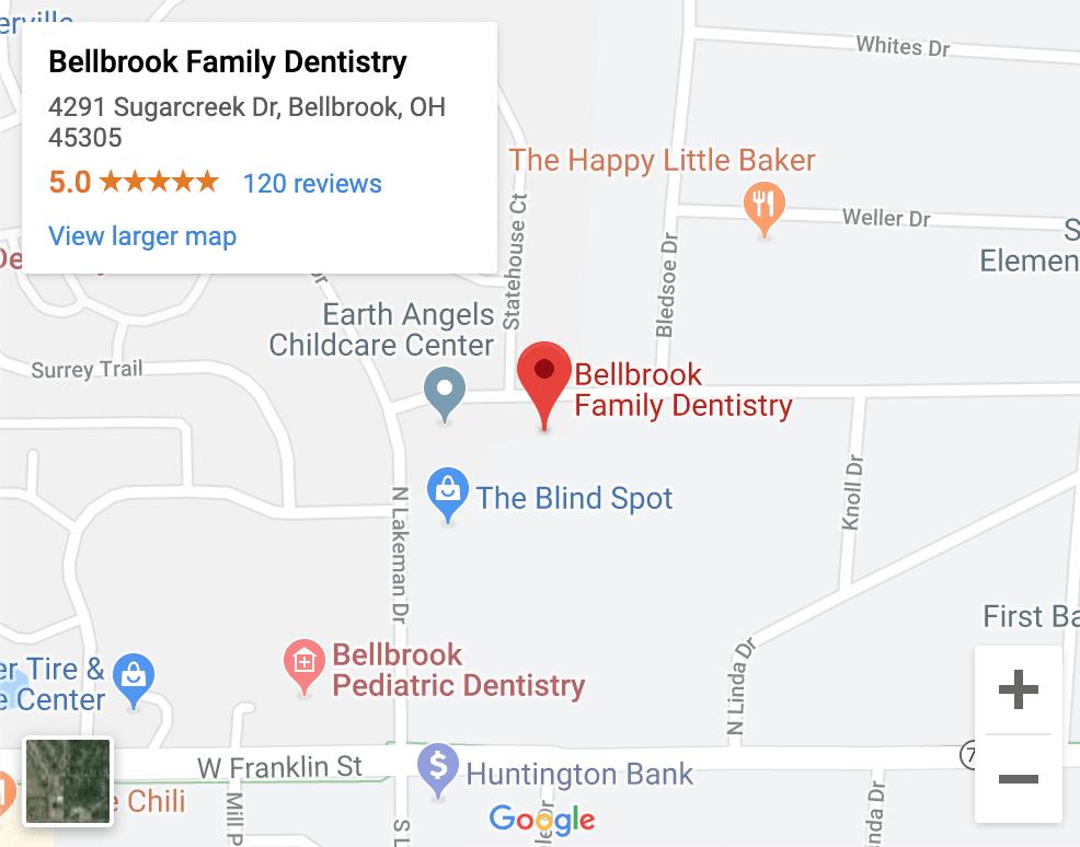 Dentist Bellbrook OH